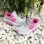 พร้อมส่ง รองเท้าผ้าใบผู้หญิง SM9014-GREY-A [สีเทา] thumbnail 4