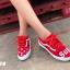 พร้อมส่ง Vans LV 3698-RED [สีแดง] thumbnail 3