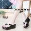 พร้อมส่ง รองเท้าเพื่อสุขภาพ ส้นโฟม JK8005-BLK [สีดำ] thumbnail 1