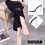 พร้อมส่ง รองเท้าส้นสูง ส้นแก้ว 17-4094-CRM [สีครีม] thumbnail 2