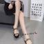 พร้อมส่ง รองเท้าแตะ 17-9250D4-BLK [สีดำ] thumbnail 4