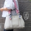 กระเป๋าสะพายกระเป๋าถือ แฟชั่นฮ็อตฮิตและอินเทรนด์ตลอดกาล SY-1705-GRY (สีเทา) thumbnail 3