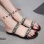 พร้อมส่ง รองเท้าแตะ 17-9250D4-BLK [สีดำ] thumbnail 2