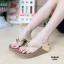พร้อมส่ง รองเท้าเพื่อสุขภาพ ฟิทฟลอปหนีบ L2821-CRM [สีครีม] thumbnail 2