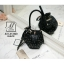 กระเป๋าถือ แฟชั่นนำเข้าสไตล์สุดหวาน AXI-A12360-BLK (สีดำ) thumbnail 1