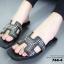 พร้อมส่ง Hermes sandal 766-4-BLK [สีดำ] thumbnail 3