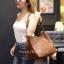 พร้อมส่ง กระเป๋าสะพายข้างผู้หญิง BT Bag [สีน้ำตาล] thumbnail 2