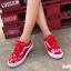 พร้อมส่ง Vans LV 3698-RED [สีแดง] thumbnail 1