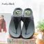 พร้อมส่ง รองเท้าเพื่อสุขภาพ ฟิทฟลอป F1084-BLK [สีดำ] thumbnail 2