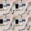 พร้อมส่ง รองเท้าแตะผู้หญิง M1860-SIL [สีเงิน] thumbnail 3