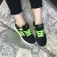 พร้อมส่ง รองเท้าผ้าใบผู้หญิง SM9014- BLACK-A [สีดำ] thumbnail 2