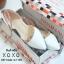 พร้อมส่ง รองเท้าคัทชูส้นแบน สไตล์Valentino G-1169-WHI [สีขาว] thumbnail 4