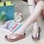 พร้อมส่ง รองเท้าเพื่อสุขภาพ ฟิทฟลอปหนีบ PF2074-BRN [สีน้ำตาล] thumbnail 2