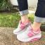 พร้อมส่ง รองเท้าผ้าใบผู้หญิง SM9014-GREY-A [สีเทา] thumbnail 2