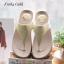 พร้อมส่ง รองเท้าเพื่อสุขภาพ ฟิทฟลอป F1084-GLD [สีทอง] thumbnail 2