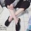 พร้อมส่ง รองเท้าแตะงานสวม หน้าตัด G-1190-BLK [สีดำ] thumbnail 1
