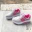 พร้อมส่ง รองเท้าผ้าใบผู้หญิง SM9014-GREY-A [สีเทา] thumbnail 5