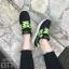 พร้อมส่ง รองเท้าผ้าใบผู้หญิง SM9014- BLACK-A [สีดำ] thumbnail 4