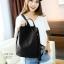 พร้อมส่ง กระเป๋าเป้ผ้าไนล่อน-BAG-012 [สีดำ] thumbnail 2