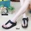 พร้อมส่ง รองเท้าเพื่อสุขภาพ ฟิทฟลอปหนีบ L2928-BLK [สีดำ] thumbnail 4
