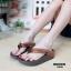 พร้อมส่ง รองเท้าเพื่อสุขภาพ ฟิทฟลอปหนีบ L2821-BRN [สีน้ำตาล] thumbnail 2
