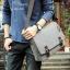 พร้อมส่ง กระเป๋าสะพายผู้ชาย-BAG-028 [สีน้ำเงิน] thumbnail 2