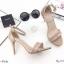 พร้อมส่ง รองเท้าส้นเข็มรัดข้อ K5906-PNK [สีชมพู] thumbnail 1