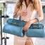 พร้อมส่ง กระเป๋าสะพายข้างผู้หญิง Birkin PU 25 cm [สีน้ำเงินเข้ม] thumbnail 1
