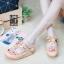 พร้อมส่ง รองเท้าเพื่อสุขภาพ ฟิทฟลอบพื้นนูน L2861-GLD [สีทอง] thumbnail 1