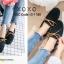 พร้อมส่ง รองเท้าคัทชูส้นแบน TOD'S เชือกผูกโบ G-1180-BLK [สีดำ] thumbnail 2