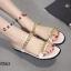 พร้อมส่ง รองเท้าแตะ 17-9250D4-CREAM [สีครีม] thumbnail 2