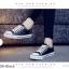 พร้อมส่ง รองเท้าผ้าใบสไตล์คอนเวิร์ส 1738G1-BLK [สีดำ] thumbnail 1