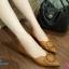 พร้อมส่ง รองเท้าคัชชูส้นเตี้ย 555-2-KHA [สีกากี] thumbnail 1