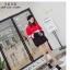 พร้อมส่ง รองเท้าผ้าใบยางยืด คาดบน G-1284-BLK [สีดำ] thumbnail 1