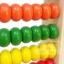 ของเล่นไม้เสริมพัฒนาการ ลูกคิด 10 แถว สอนนับเลข ขนาดเล็ก ใช้ตัั้งโต๊ะเล่นได้ thumbnail 5