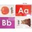 เซตการ์ดคำศัพท์ ตัวอักษร ตัวเลข ขนาดใหญ่ (11.5x17.5ซม) Wipe-Clean Flashcard (Scholastic) thumbnail 5