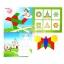 ของเล่นไม้เสริมพัฒนาการตัวต่อ tangram 250 ชิ้น thumbnail 1