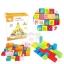 ของเล่นไม้เสริมพัฒนาการ บล็อคไม้ A-Z 50 ชิ้น thumbnail 1