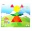 ของเล่นไม้เสริมพัฒนาการตัวต่อ tangram 250 ชิ้น thumbnail 5