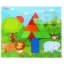 ของเล่นไม้เสริมพัฒนาการตัวต่อ tangram 250 ชิ้น thumbnail 4