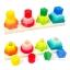 ของเล่นไม้ เสริมสร้างการเรียนรู้สวมหลักรูปทรงเรขาคณิต สอนสีเเละรูปทรง thumbnail 1