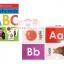 เซตการ์ดคำศัพท์ ตัวอักษร ตัวเลข ขนาดใหญ่ (11.5x17.5ซม) Wipe-Clean Flashcard (Scholastic) thumbnail 2