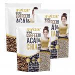 Swizer Instant Coffee Mixed ACAI & CHAI SEED กาแฟปรุงสำเร็จรูปชนิดผง ผสม อาซาอิ และเมล็ดเจีย 3 ห่อ ส่งฟรี