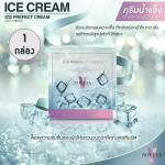Novena Ice Perfect Cream (Day cream) ครีมน้ำแข็ง บำรุงผิวกลางวัน ด้วยนวัตกรรมความเย็น 1 กระปุก