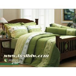 ชุดเครื่องนอน ผ้าปูที่นอน เจสสิก้า JESSICA รุ่นJ197