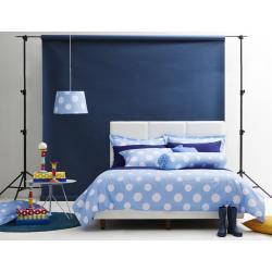 ชุดเครื่องนอน ผ้าปูที่นอน Lotus Impression Print รุ่น LI-037D