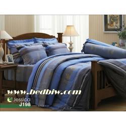 ชุดเครื่องนอน ผ้าปูที่นอน เจสสิก้า JESSICA รุ่น J198