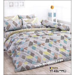 ชุดเครื่องนอน ผ้าปูที่นอน ราคาถูก TT486