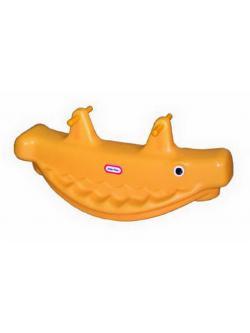 โยกเยกฉลาม ขนาด 38 x 98 x 44 cm *สั่ง 6 ตัวเหลือตัวละ 1,800*