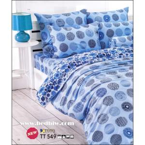 ชุดเครื่องนอน ผ้าปูที่นอน ราคาถูก ลายกราฟฟิก TT549